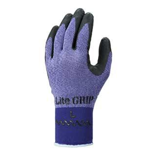 Showa Best Glove : Gants pour le secteur construction, gants pour la construction, gants de construction, gant tricot respirant, gant nylon / polyester latex , gant  341 Advanced grip technology.