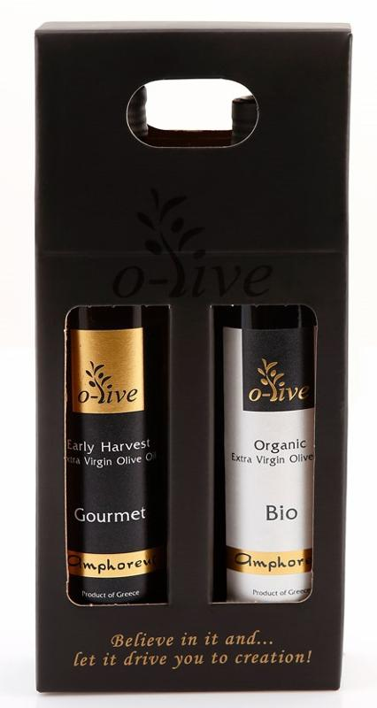 Business gift olive oil in a choice of: 