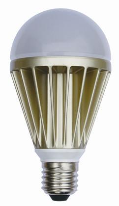 High bright 13W E27 LED Bulbs with warm white lamp