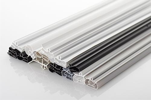 Gaskets and extruded profiles