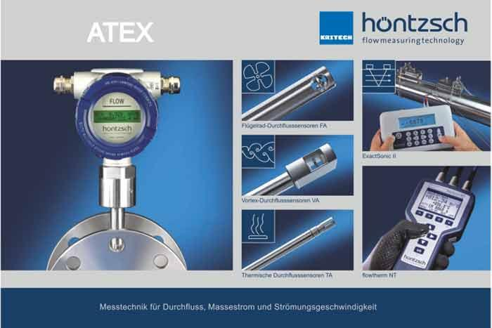 Gas Flow ATEX kritech