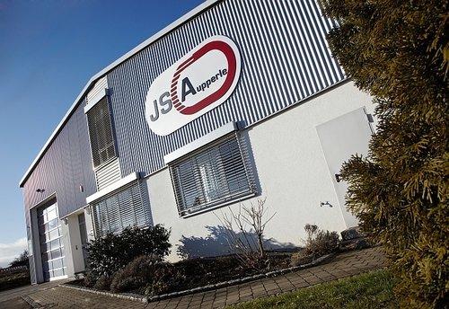 Firmengebäude JS Aupperle GmbH