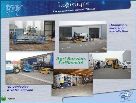 AGRI-SERVICE Logistique agricole