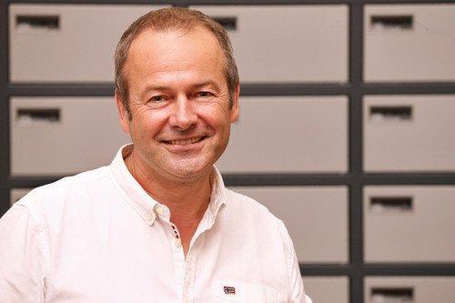 Geschäftsführer Ulrich Mönch