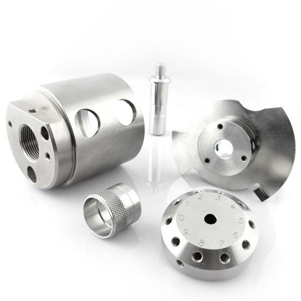 CNC Milling Parts - KOSMOS INDUSTRIES CORPORATION