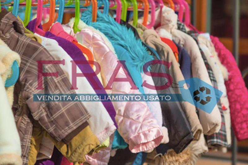 FRAS Used  Clothing Italy Abbigliamento donna Italia
