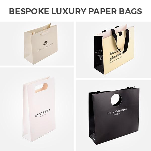 Bespoke Luxury Paper Bags