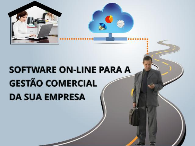 Solução de software para a gestão comercial da sua empresa