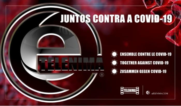 TELENIMA's Covid-19 Prevention Contents
