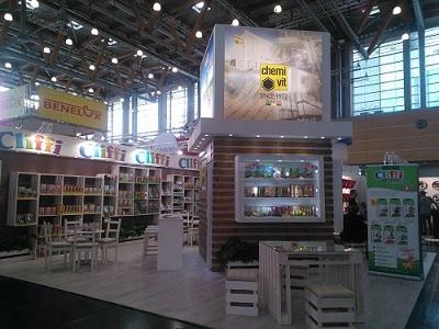Petfood international fairs