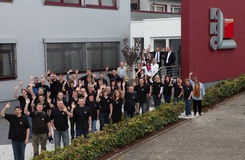 KKC Cases GmbH – Gruppenbild