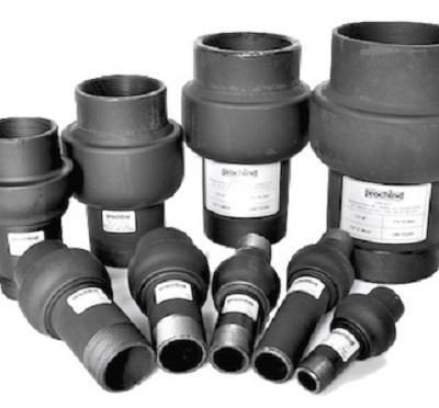 Giunti dielettrici utenze 10 bar acqua, gas