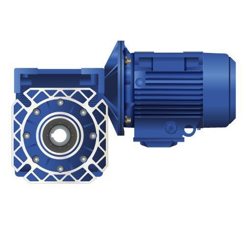 UD-KA series helical-bevel geared motors