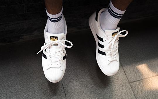 Déstockage chaussures de sport de marques