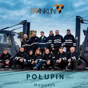 A Franklin team from our warehouse in Połupin - Krosno Odrzańskie