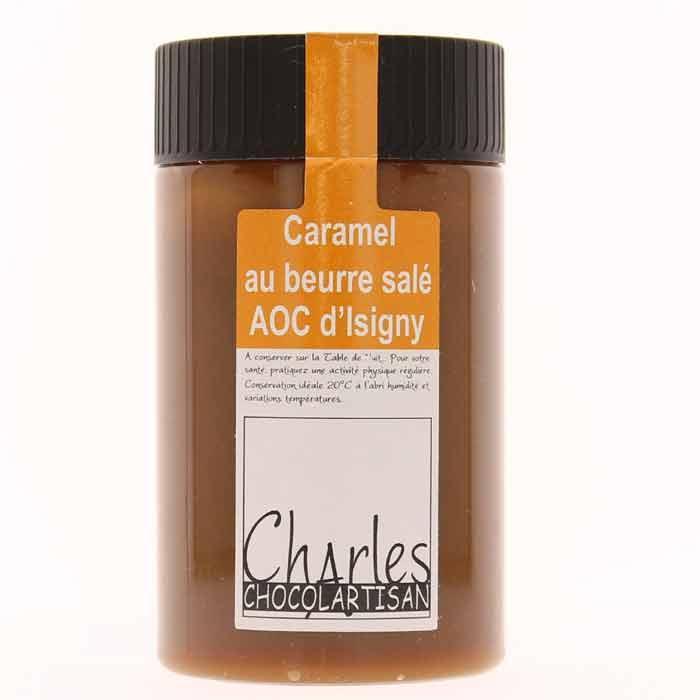 CARAMEL BEURRE SALÉ 280 Gr.