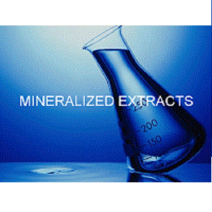 MINERALIZED EXTRACTS