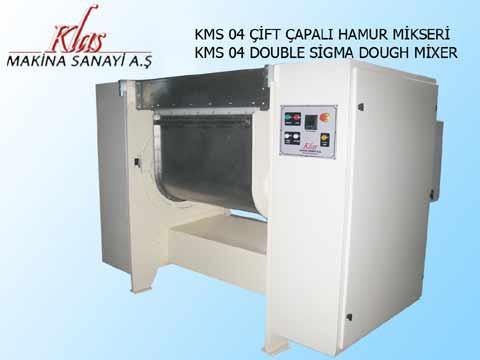 KMS04 DOUGH MIXER (300-500 KG)