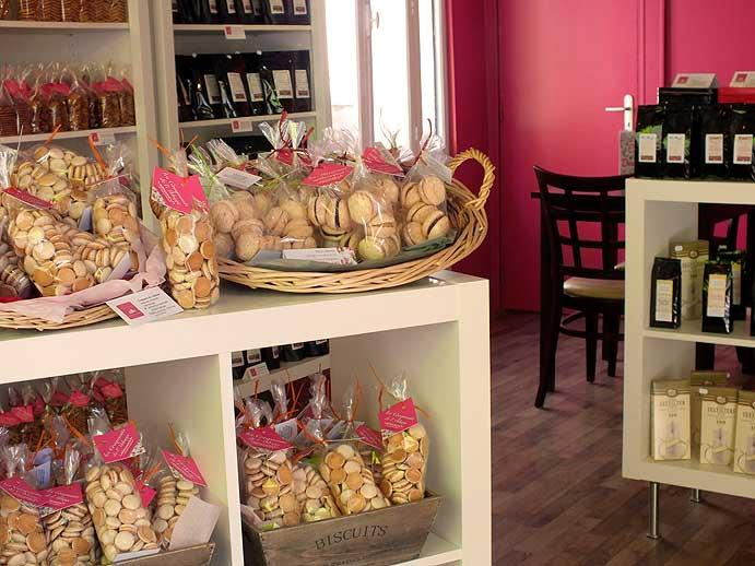 boutique macarons achats en ligne