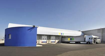 Usine SGT de Rezé en Loire Atlantique