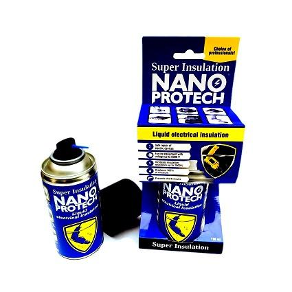 Nanoprotech Super Insulation