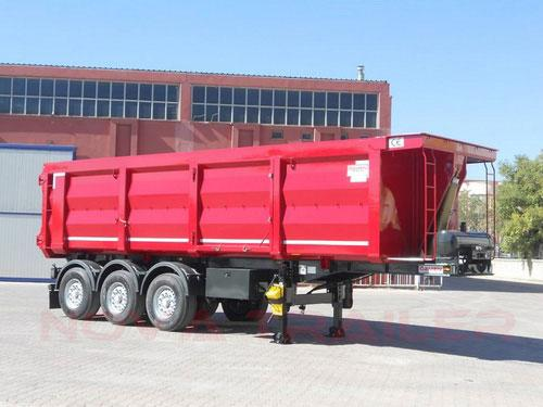 Scrap Tipper Trailer
