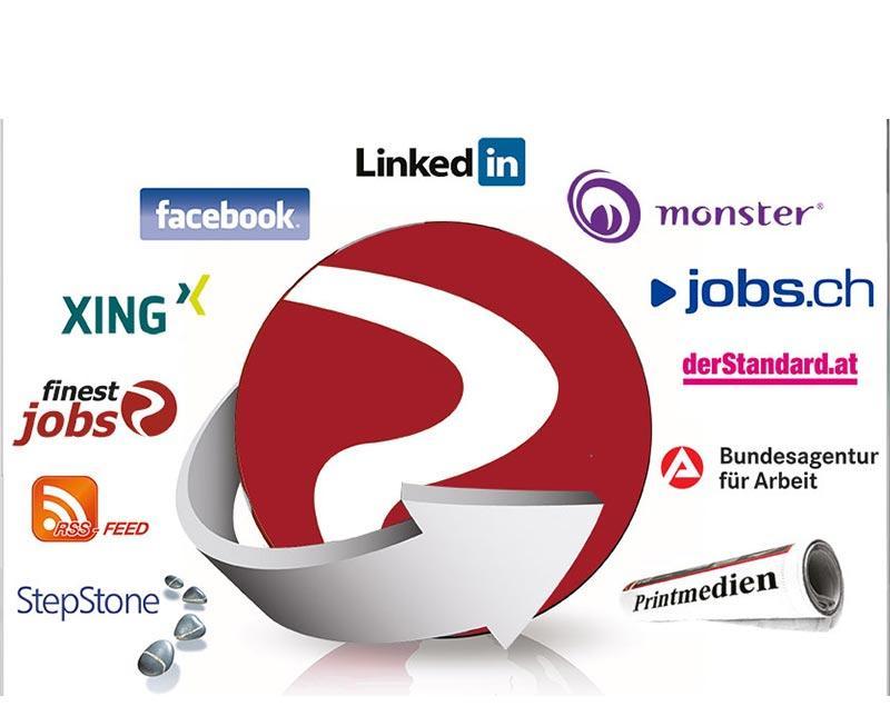 Mit rexx Recruiting erhalten Sie eine übersichtliche und einfach zu bedienende Software für Ihre Online-Jobbörse. Publizieren Sie Ihre Stellenanzeigen schnell und einfach.
