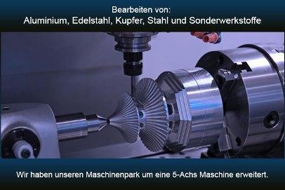 5-Achs-Maschine