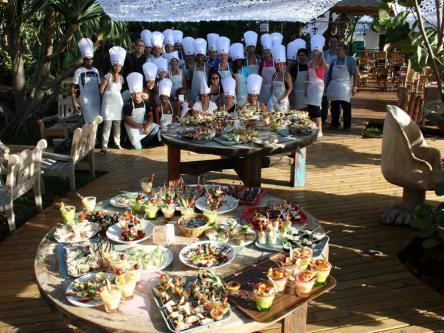 Cooking workshop La Réunion