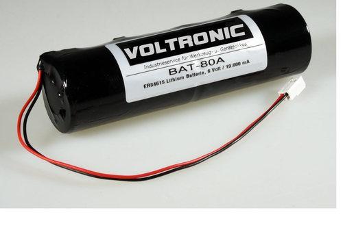 Batteriepack Akkukonfektion