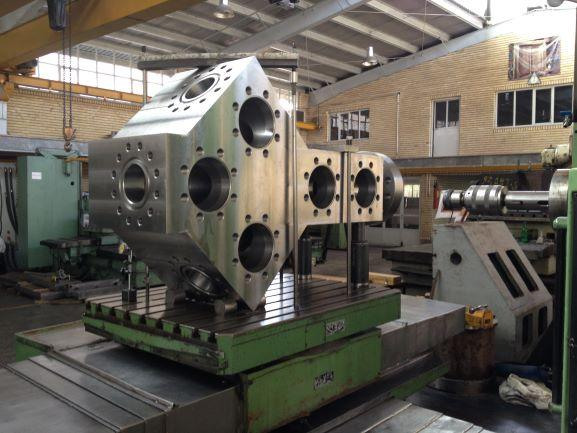We are able to give CNC machining services Specially Boring machining  services.