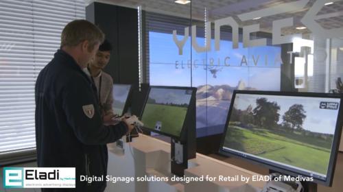 ElADi Digital Signage Lösungen
