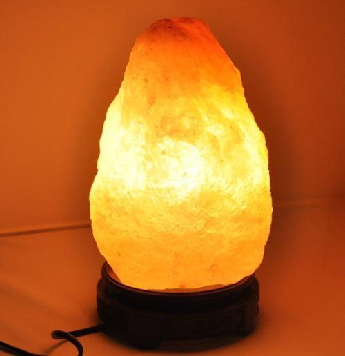Natural Shape Himalayan Salt Lamp