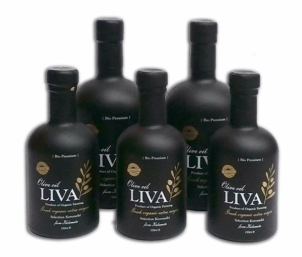 "The OLIVE OIL LIVA produced in the Organic Farm ""KRIMNIANIOTI'S FARM"" in Messinia, far exceeds this limit (see. Certificate), and bears the certification of Health Claim."