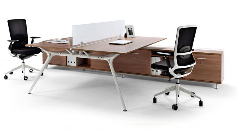 Mesa de oficina modelo Arkitek