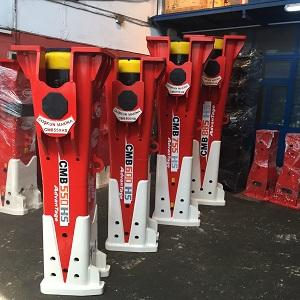 New Series Hydraulic Breakers.