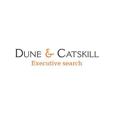 Dune and catskill cabinet de recrutement, Exécutive search logo