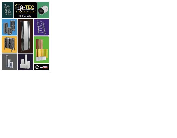 Exklusive Heizkörper aus: Edelstahl, Stahl und Gusseisen. Neue Gas- Brennwert- Technik.