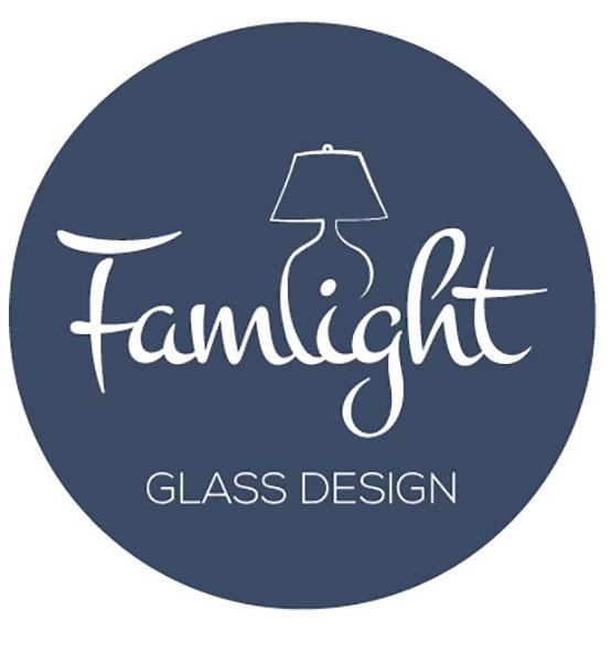 Our company has a 20 years experience in selling glass goods, and now we started a new brand FAMLIGHT.        FAMLIGHT is producing glass lamps 100% HANDMADE in Poland with great care to details .