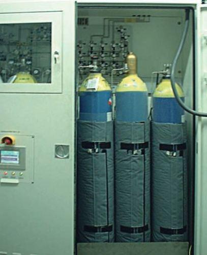 Druckgasstationen
