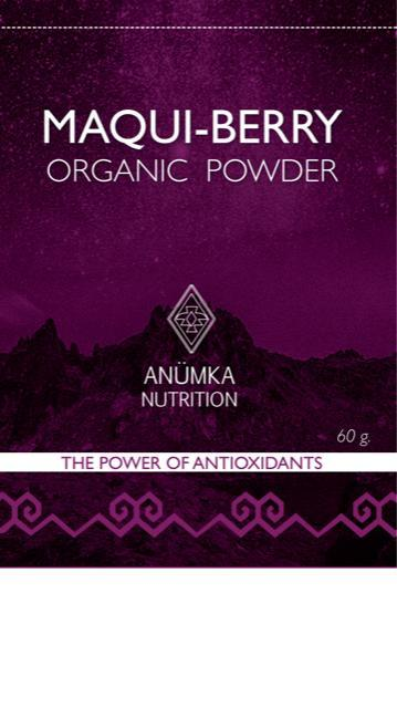 Organic Maquiberry Powder