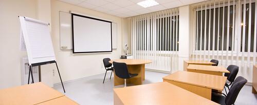 flexible Büroeinrichtung