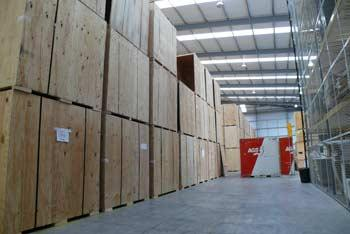 AGS Storage warehouse
