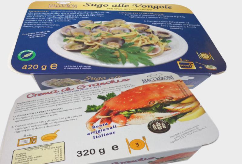 MACCKERONI ITALIAN FOOD  INGROSSO ALIMENTARI