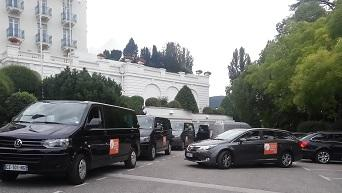 EXCLUSIVE CHAUFFEUR SERVICE FOR THE ANNECY CLASSIC FESTIVAL 2014