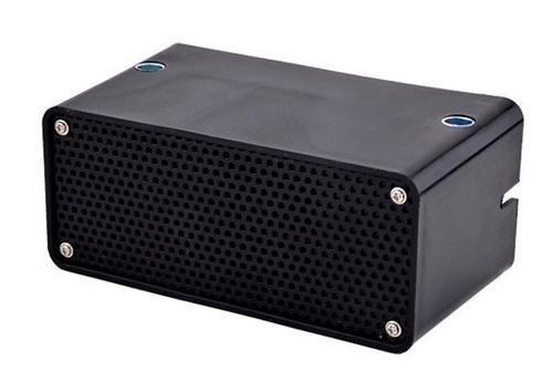 White Noise Backup Alarm - Alarme de recul son blanc à large bande de fréquences  pour engins de BTP et véhicules de voirie type BOM