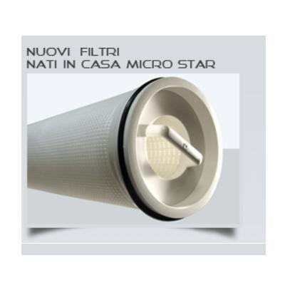 MICRO STAR  CARTUCCE FILTRANTI