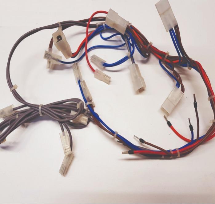 wire harbess