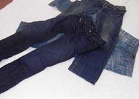 Jeans e casual