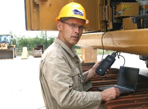 Caterpillar Equipment Inspection